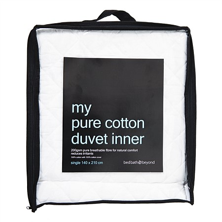 My Pure Cotton Duvet Inner