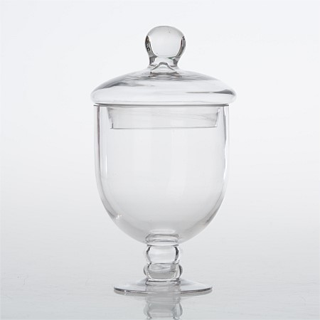 Isabella Bathroom Tip Accessory Jar