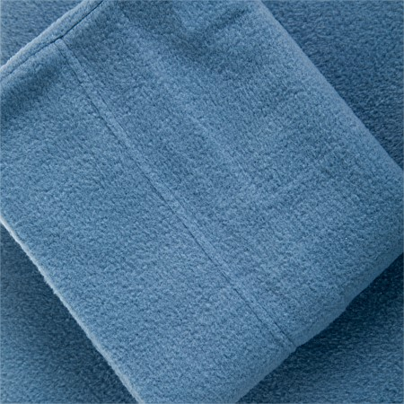 Cosy Fleece Sheet Set Denim
