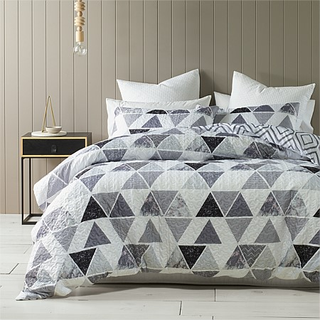 Phase 2 Lee Heat Pressed Duvet Cover Set