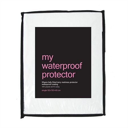My Waterproof Mattress Protector