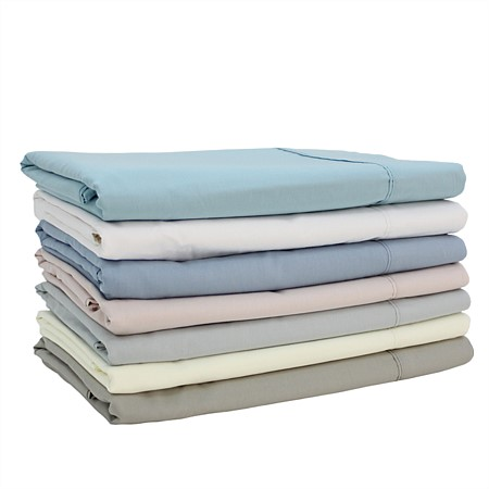 Pure & Simple Fitted Sheet