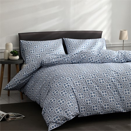 Into Home Salma Print Duvet Cover Set