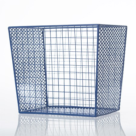 Niko & Co. Blue Storage Basket