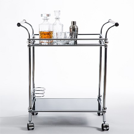Luxe Bar Cart Trolley