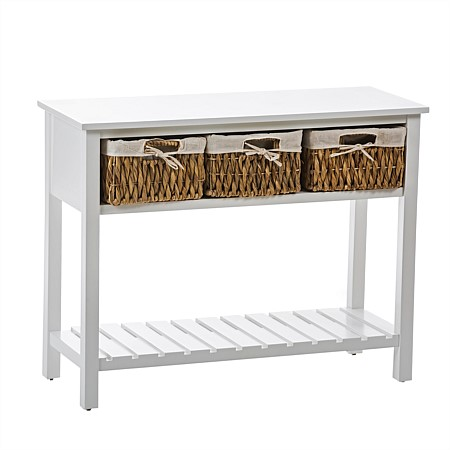 Design Republique Rosanna 3 Basket Console