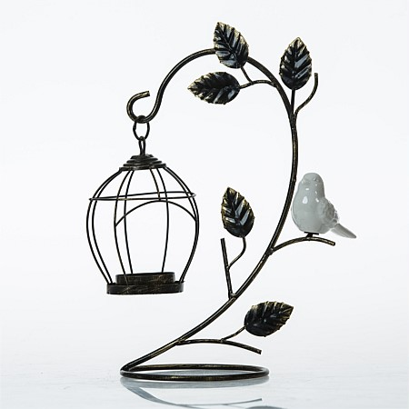 Flourish Evelyn Bird Cage Tealight