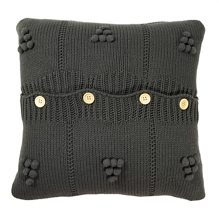 Flourish Knitted Berries Cushion