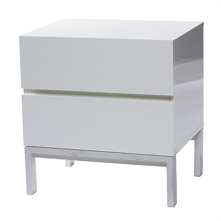 Design Republique Brooklyn Bedside Table