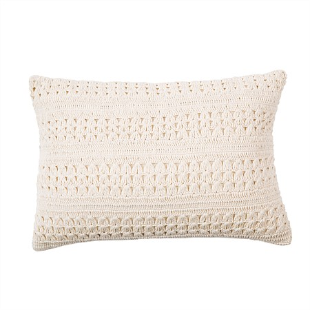 Design Republique Gracious Cotton Knitted Cushion