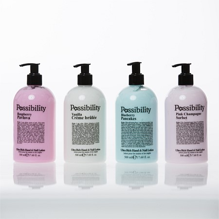 Possibility 500ml Hand & Nail Lotion