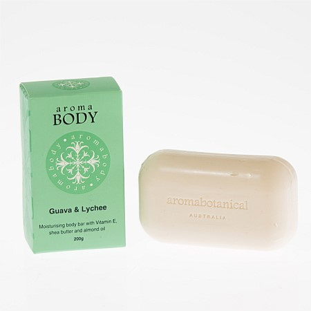 Aromabotanical 200g Boxed Soap - Guava & Lychee
