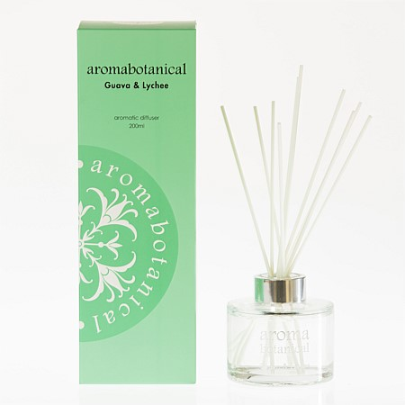 Aromabotanical 200ml Diffuser - Guava & Lychee
