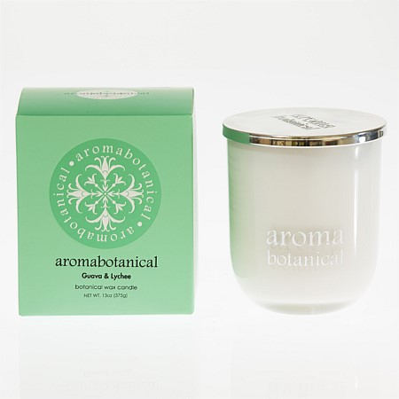 Aromabotanical Luxe 375g Candle - Guava & Lychee