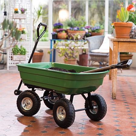 bb&b Outdoor Garden Trolley