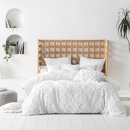 A La Mode Palm Spring Duvet Cover Set