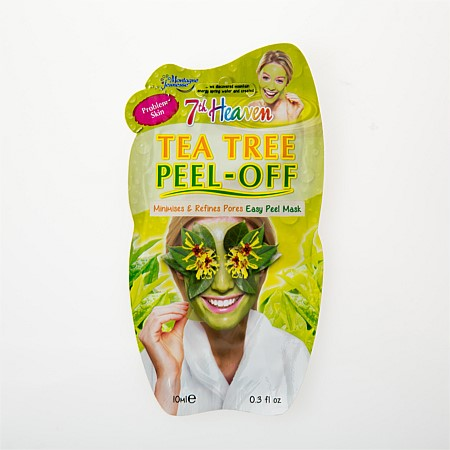 7th Heaven Tea Tree Peel Off Mask