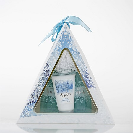 Let It Snow 4Pc Triangle Box Set
