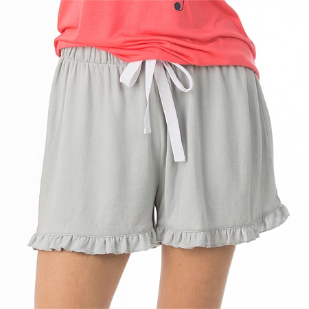 BBB Sleep Grey Jersey Boxer Short