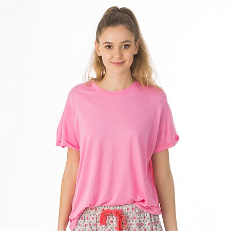 BBB Sleep Comfy Pink Blush T-Shirt