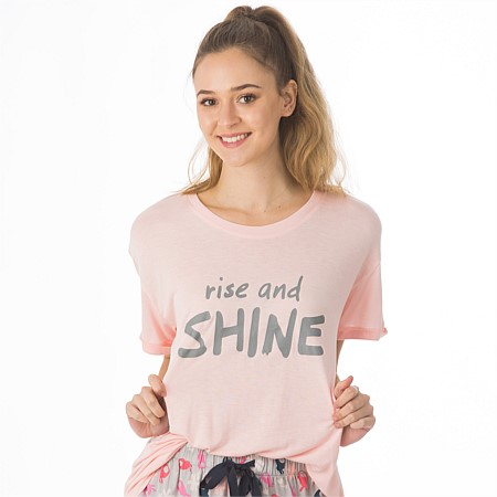 BBB Sleep Rise & Shine Comfy T-Shirt