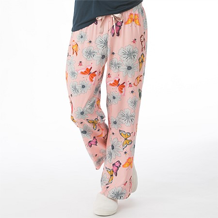 BBB Sleep Butterflies & Bugs Long PJ Pant