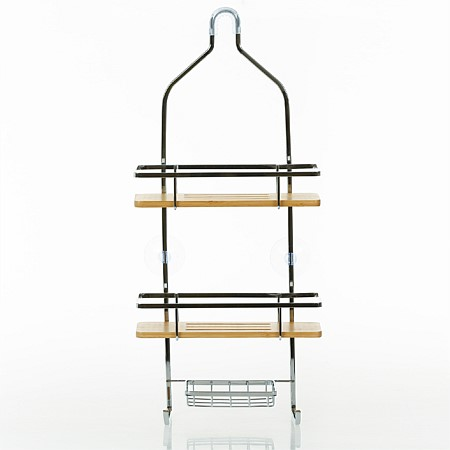 Design Republique Bamboo Caddy W/ Suction