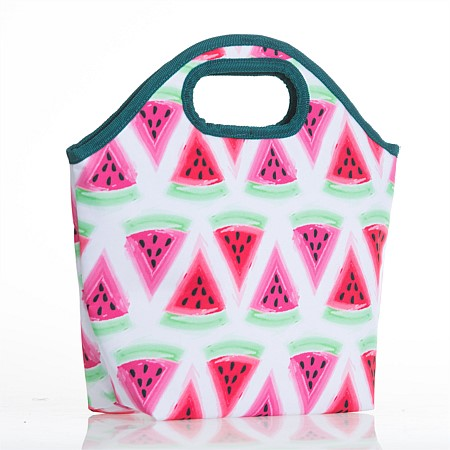 bb&b Outdoors Watermelon Cooler Lunch Tote