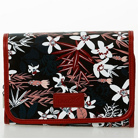 Home Chic Audrey Hanging Fold Out Cosmetic Bags