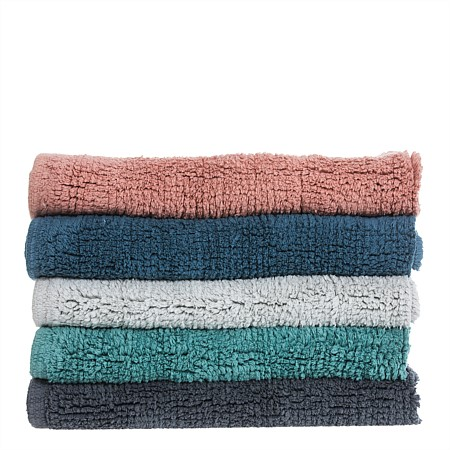 Home Chic Collins Handloom Cotton Bathmats