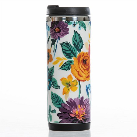 Home Chic Butterfly Bloom Travel Mug