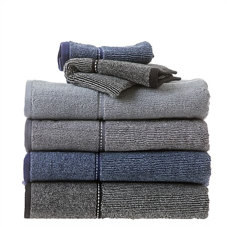 Luxury Living Boston Bath Towel 550gsm