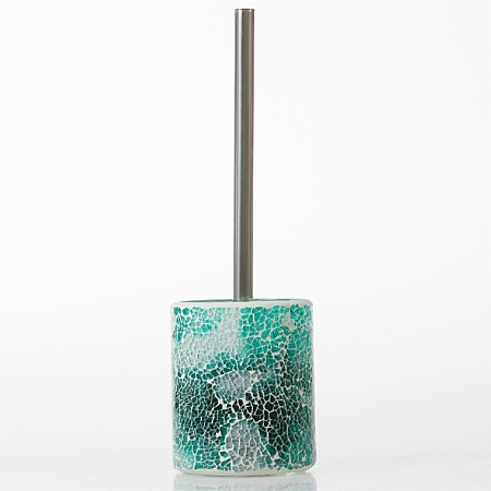 Flourish Ariel Mosaic Toilet Brush