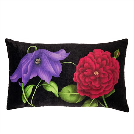 Design Republique Amy Flower Cushion