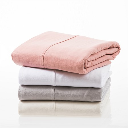 Hush Fitted Flannelette Sheet