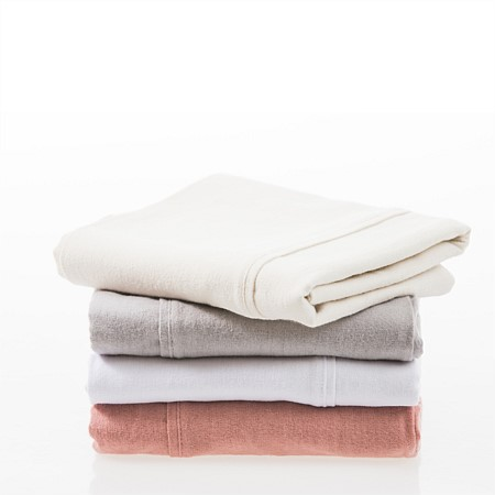 Hush Flannelette 2pk Pillowcases