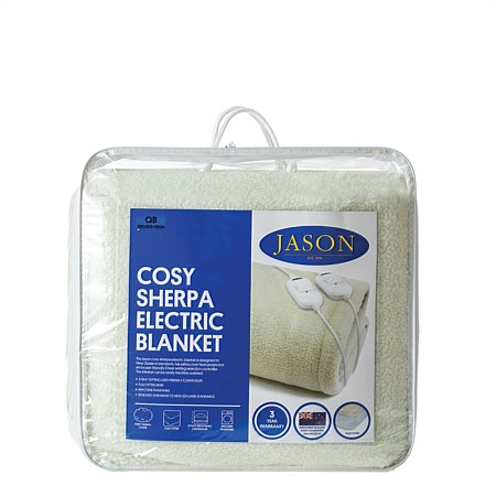 Jason Sherpa Electric Blanket