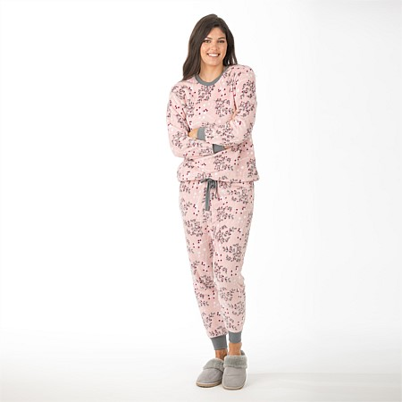 bb&b Sleep Berries Fleece Twosie