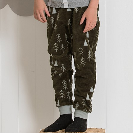 bb&b Kids Forest Fleece Pants